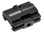 ANSCHUTZ 8mm FRONT RISER BLOCK FOR 6832 & 9758 FRONT SIGHT 004451