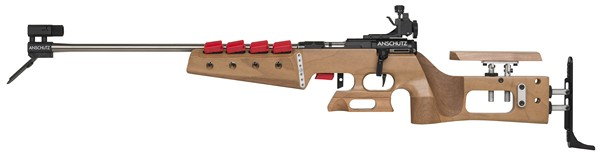 ANS 1827L FORTNER BIATHLON SPRINT .22 LR RIFLE (LEFT) 007658