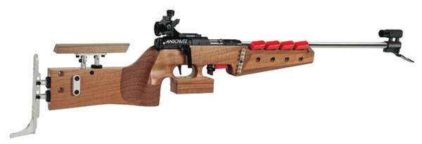 ANS 1827 FORTNER BIATHLON SPRINT .22 LR RIFLE (RIGHT) 009791