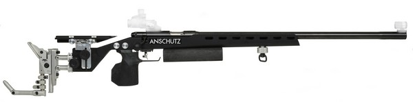 ANS 1907 IN 1918 PRECISE .22LR RIFLE(BLACK)(MED GRIP)(RIGHT) 010859