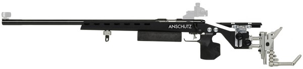 ANS 1913L IN 1918L PRECISE .22LR RIFLE(BLACK)(LG GRIP)(LEFT) 010864
