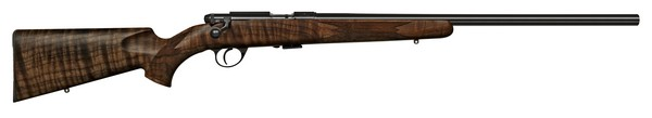 ANS 1710 HB .22LR CLASSIC RIFLE W/ 5109 TWO STAGE TRIGGER 013297X