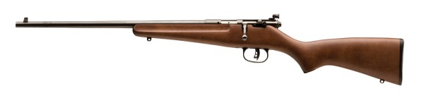 SAVAGE ARMS RASCAL HARDWOOD .22S/.22L/.22LR RIFLE (LEFT) 13820