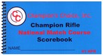 CHAMPION HIGH POWER NMC SCOREBOOK 1HPR