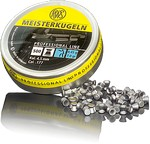 RWS PISTOL MEISTERKUGELN PELLET (4.49mm)(LIGHT 0.45g)(500) 2315033