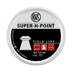 RWS .177CAL SUPER HOLLOW POINT PELLET (0.45g-4.50mm) (300pk) 2317403