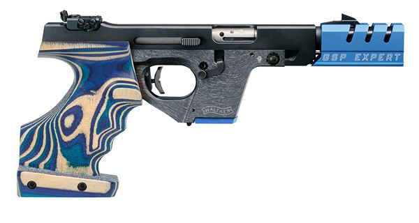 WALTHER GSP EXPERT .22CAL MATCH PISTOL (MED-RIGHT) 2659077