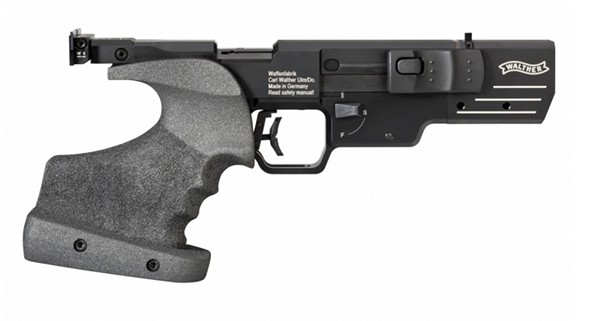 WALTHER SSP .22cal MATCH PISTOL (MED-RIGHT) 2700000