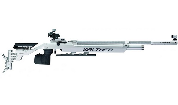 WALTHER LG400 ALUTEC EXPERT AIR RIFLE,PROTOUCH(MED)(RIGHT) 2758032