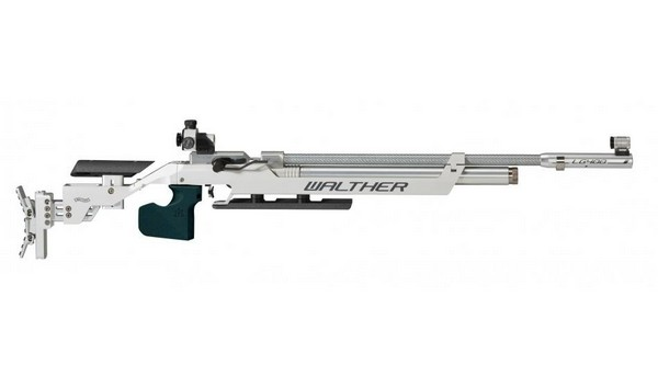 WALTHER LG400 ALUM COMP AIR RIFLE W/ SPORT SIGHT(MED)(LEFT) 2801515