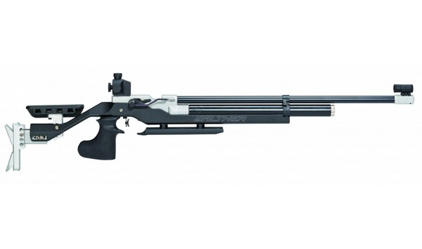 WALTHER LG400 BLACKTEC AIR RIFLE (AMBI) 2803577