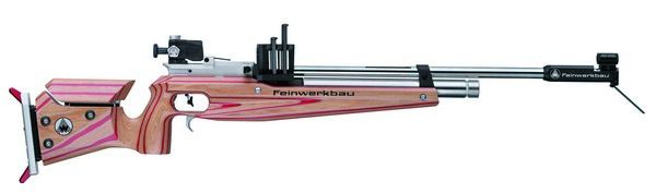 FWB MOD P75 BIATHLON COMPRESSED AIR RIFLE 32040