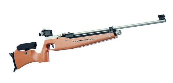 FWB MOD 500 AIR RIFLE WOOD AMBIDEXTROUS 32192