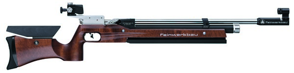 FWB MOD 800 BASIC BENCHREST AIR RIFLE (AMBIDEXTROUS) 32260