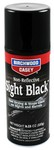 !!DISC!!BIRCHWOOD CASEY SIGHT BLACK (8.25 oz AEROSOL) 33940