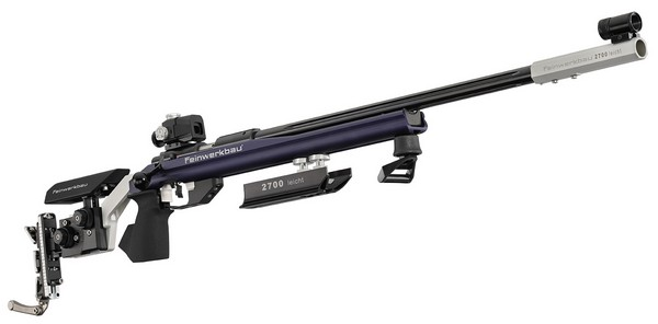 !!DISC!! FWB 2700 22LR RIFLE (LIGHTWEIGHT) BLUE (MED-LEFT) 35101
