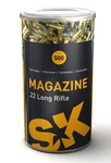SK .22 cal MAGAZINE AMMUNITION (500 rd CAN) 420121