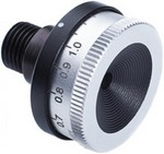 GEHMANN IRIS (SILVER/BLACK) (0.5 - 3.0 MM) 510S