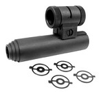 DAISY FRONT SIGHT AND BARREL WEIGHT WITH INSERT SET 5901