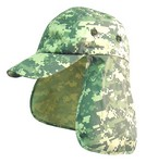d43c461384c3 DIGITAL ARMY CAP W  EAR   NECK FLAP 5920DA