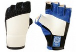 ANSCHUTZ MOD. SHORT FINGERLESS SUPPORT HAND GLOVE (MED-RHS) A123M