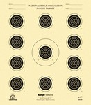 KRUGER 50 FT SMALLBORE RIFLE CONVENTIONAL TARGETS (250 PACK) A17K