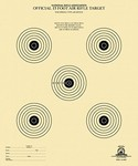 15 FT AIR RIFLE TARGET (100) A445