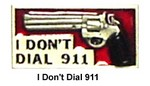 !!DISC!! I DON'T DIAL 911 PIN A911