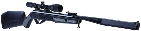 BENJAMIN MAYHEM STEALTH NP2 BREAK BARREL AIR RIFLE (.177) BMN2Q7SX