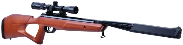 BENJAMIN TRAIL NP2 STEALTH BREAK BARREL AIR RIFLE (.177) BTN2Q7WX