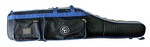 "CC 52"" DELUXE SOFT RIFLE CASE (BLACK/BLUE)(52""L x 11""W x4""D) CC344"