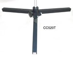 "CC SCOPE STAND TRIPOD BASE ONLY (5/8"" OPENING) CC520T"