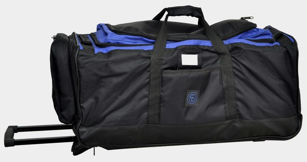 "CC GEAR BAG W/ WHEELS (32"" x 12"" x 14"") CCRB34"