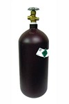 CC CO2 FILLING TANK W/RISER TUBE (10 lb) CO210