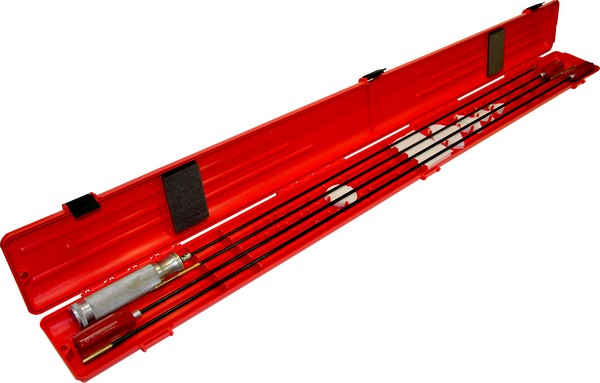 MTM CASE FOR CLEANING RODS (RED) CRC