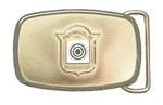DELUXE DISTINGUISHED RIFLE BELT BUCKLE DB110R