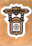 CHAMPION'S CHOICE DISTINGUISHED PISTOL STICKER DPS60