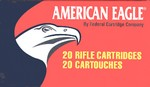 AMER. EAGLE 308 WIN 150 gr BT AMMO (20) FAE308D