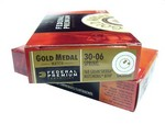 !!NO B/O!! FED 30-06 MATCH (168gr HPBT) AMMO (20) FGM3006M