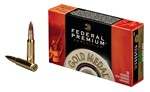 !!NO B/O!! FED 308 MATCH (168gr HPBT) AMMO (20) FGM308M