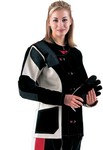 GEH COAT (BLACK,RED,WHITE) LADIES(U.S. Size 10) RIGHT G404R10