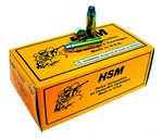 CC .38 CAL MATCH AMMO (158gr LEAD SWC)(50rd BOX) H38158