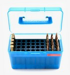 !DISC! MTM 50RD RIFLE BOX (SMALL RIFLE) H50RS24