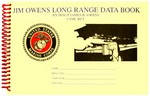 JIM OWENS LONG RANGE DATA BOOK JOHP3