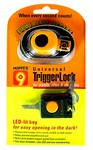 !!DISC!! HOPPE'S TRIGGER LOCK WITH LED KEY L1