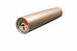 STEYR COMP AIR CYLINDER (SHORT) FOR AIR PISTOLS (SILVER) LPCS