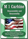 !!DISC!!M-1 CARBINE DISASSEMBLY/REASSEMBLY DVD VIDEO OTP15