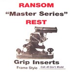 RANSOM COLT .45 GOV'T MODEL GRIP INSERT RI45