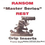 RANSOM WALTHER OSP/GSP (NEW MOD) GRIP INSERT RIW