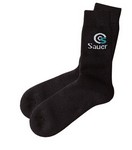 SAUER SHOOTING BOOT SOCKS (X-SMALL - EUR SIZE 36-38)(1 PAIR) S1014XS